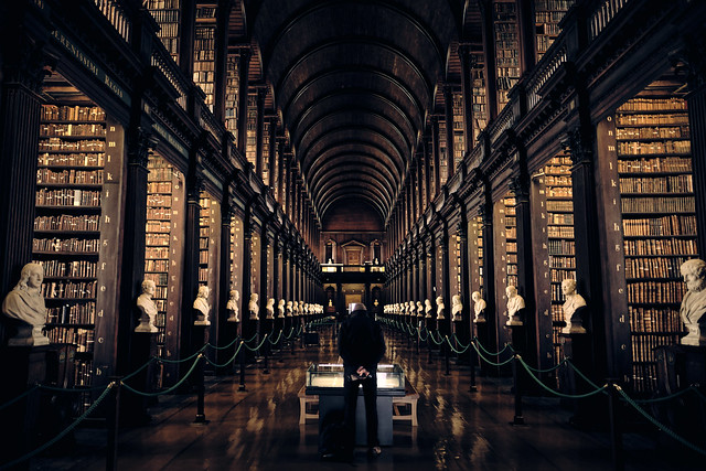 The Long Room Library