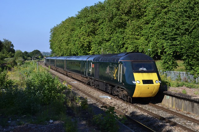 43188 at Bedminster on 15th July 21'