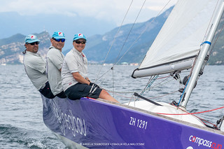 Euro Cup Esse 8.50 - Onyx European Open • Fraglia Vela Malcesine • Angela Trawoeger_K3I2419