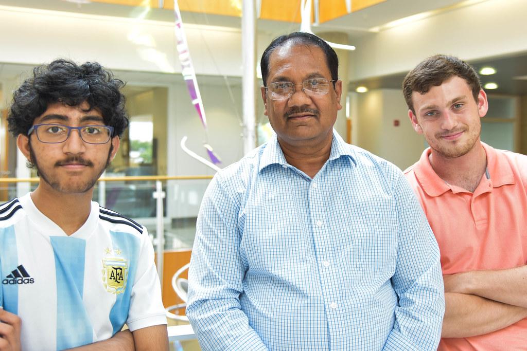 Saathvik Kannan, Kamal Signh, and Austin Spratt