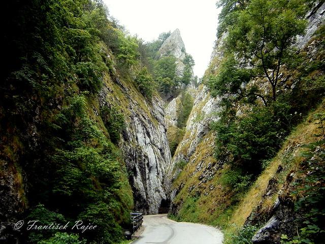 Manínska gorge (Slovakia)