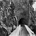 Film Photography - A tunnel on the Viñas Trail