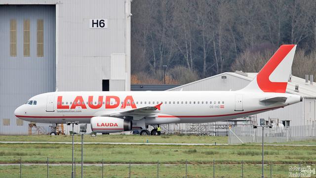 LaudaMotion 🇦🇹 Airbus A320-200 OE-IHD