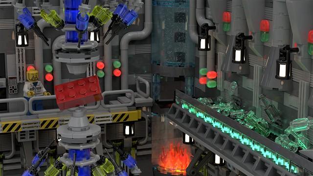 LEGO Brick Research Lab 4/7