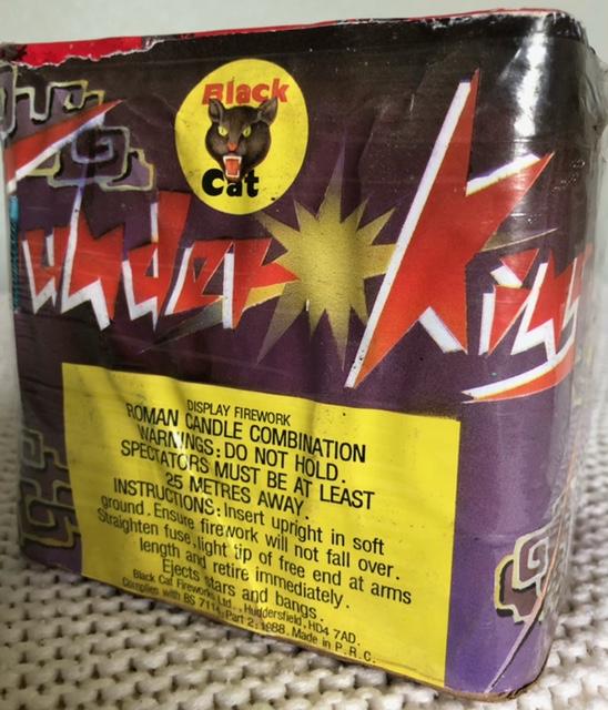 Thunder King by Black Cat Fireworks