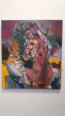 "Expoziţia Liviu Mihai ""Marilyn and the pink dog"""