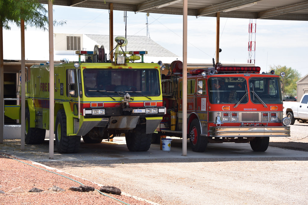 Pinal Air Park Fire Station