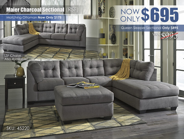 Maier Charcoal Sectional 45220_July2021