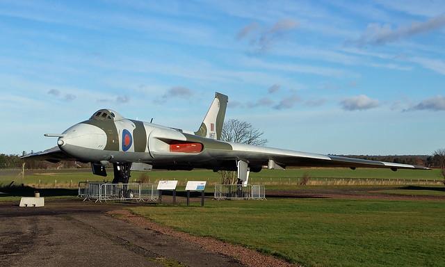 Avro Vulcan B.2 XM597 [-]