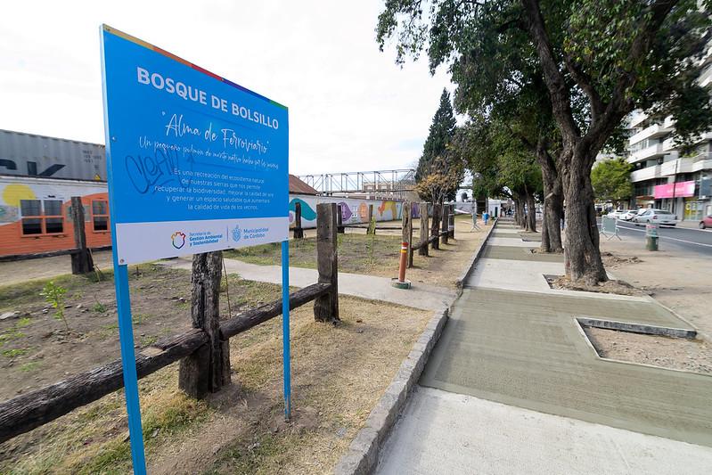 Avanza la recuperación de la estación del Ferrocarril de Alta Córdoba