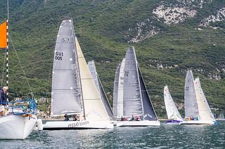 Euro Cup Esse 8.50 - Onyx European Open • Fraglia Vela Malcesine • Angela Trawoeger_K3I2821