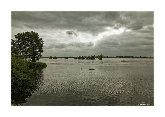 MAAS...Julihochwasser 2021