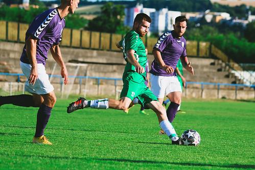B-tím: FC Slovan Hlohovec - PŠC Pezinok (07/2021)