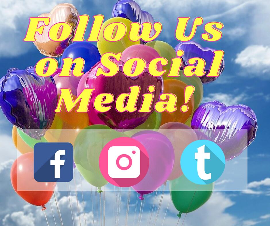 Follow Birthday Wikii on Social Media!