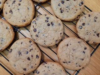 Nature's Kitchen Dark Choc Chip Peanut Butter Cookie Dough