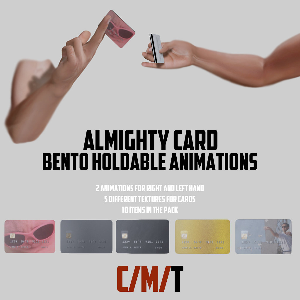 rvn – almighty card