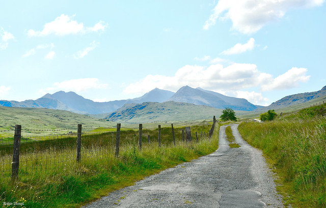 Snowdonia...In through the side gate. 21