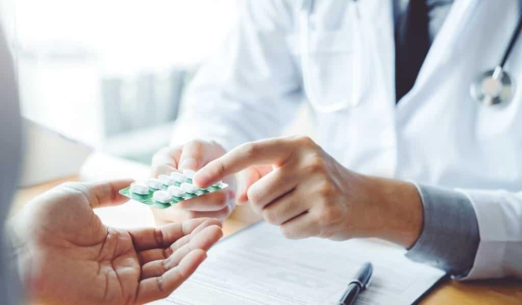 L'azithromycine n'était pas plus efficace qu'un placebo