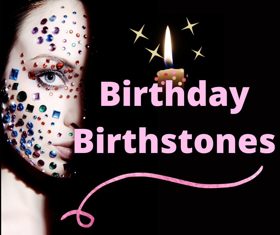 Birthday Birthstones