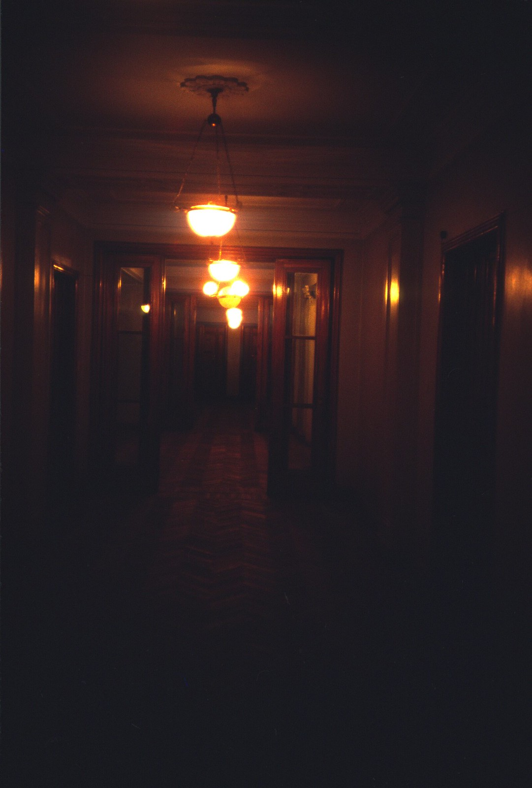Площадь Восстания. 2 этаж, внутренний коридор