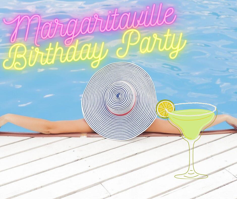 Margaritaville Birthday Party