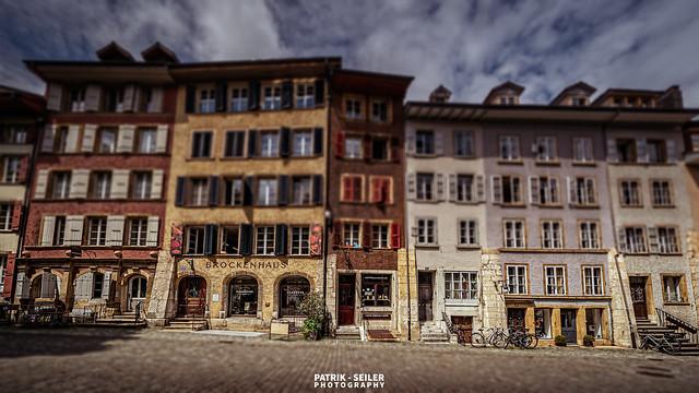 TOY TOWN - Switzerland