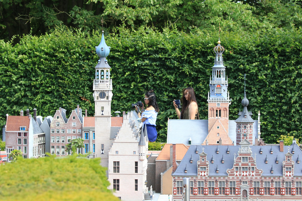 Amsterdam en miniatura