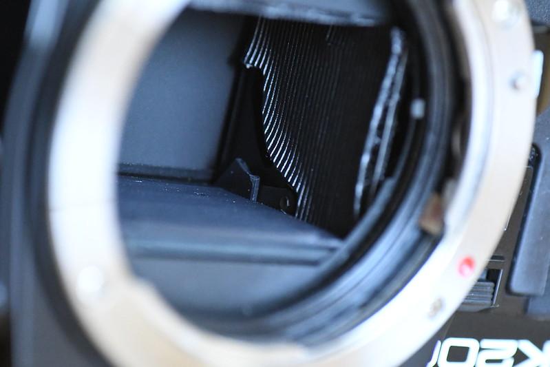 Centon K200 Broken Mirror Pin