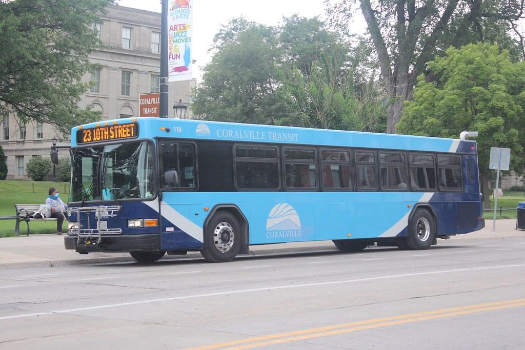 Coralville Transit 118