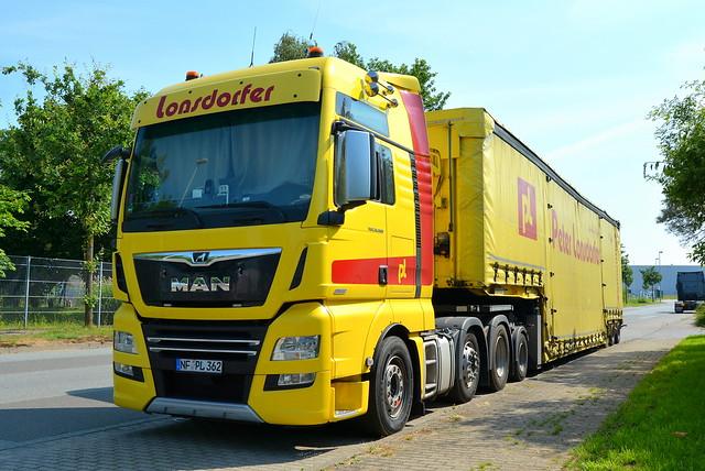D - MAN TGX Euro 6 XXL - Peter Lonsdorfer