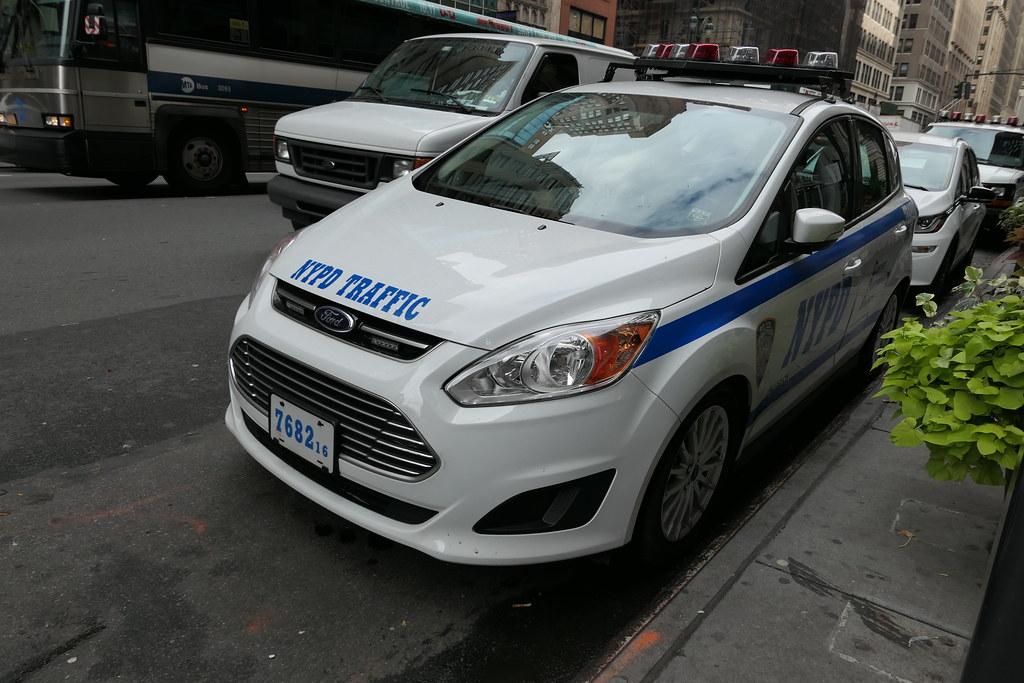 NYPD Traffic 7682