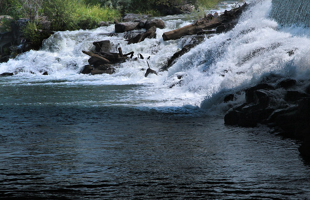 End of the Falls