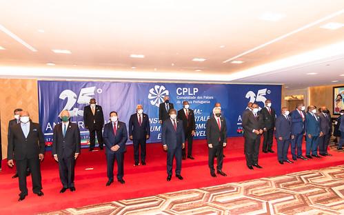 21.07. XIII Conferência de Chefes de Estado e de Governo da CPLP