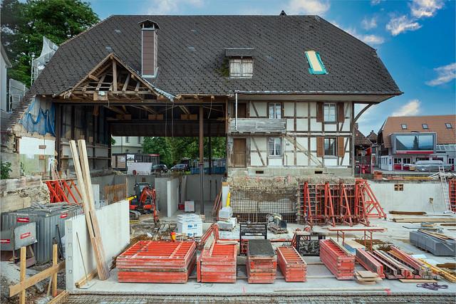 Bauernhaus - Umbau