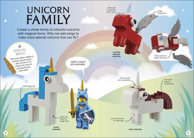 LEGO Magical Ideas Book Preview