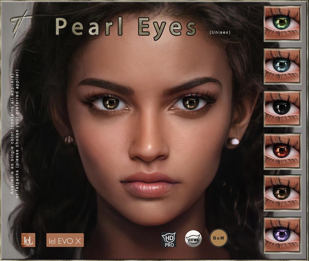 Tville – Pearl Eyes