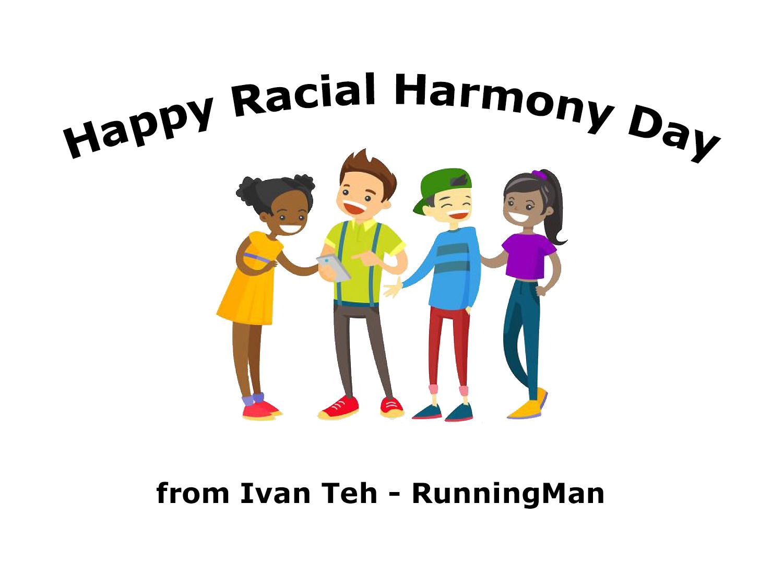 Racial Harmony Day 2021