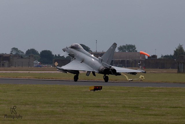 Royal Air Force Eurofighter Typhoon FGR4 ZK346