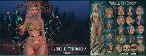 :[P]:- Verelle Mer - Gatcha