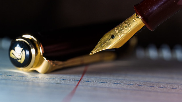 Putting Pen to Paper [Explored]