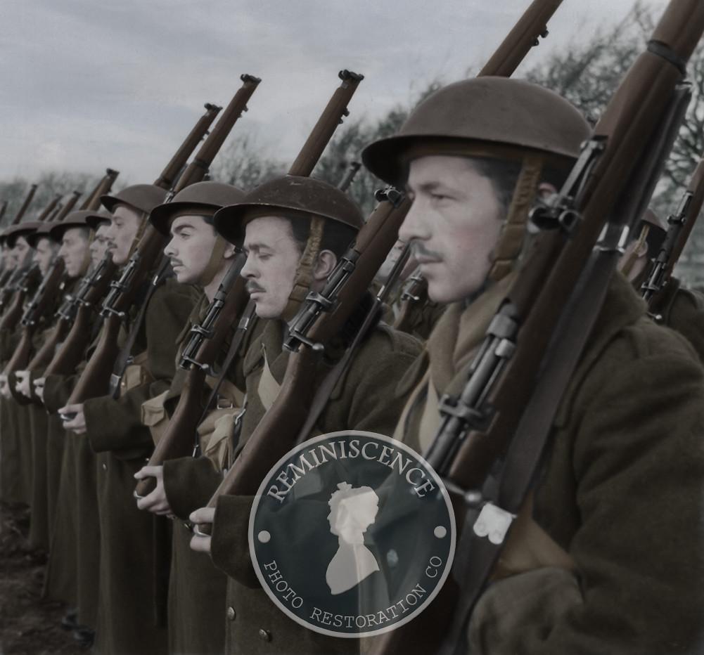 WW2 in colour