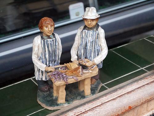 Butchers Window