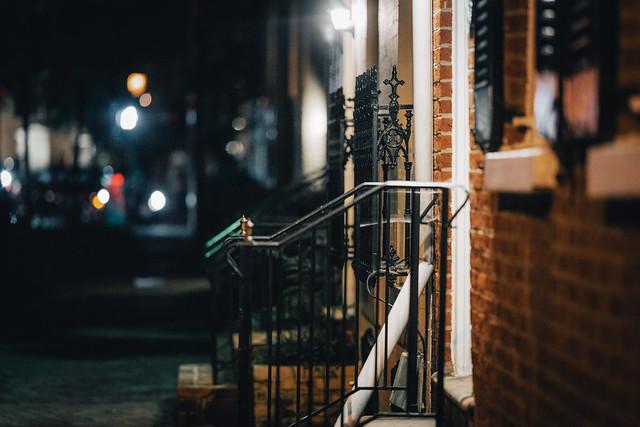 Quiet Row Houses