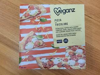 Veganz Tricolore Pizza