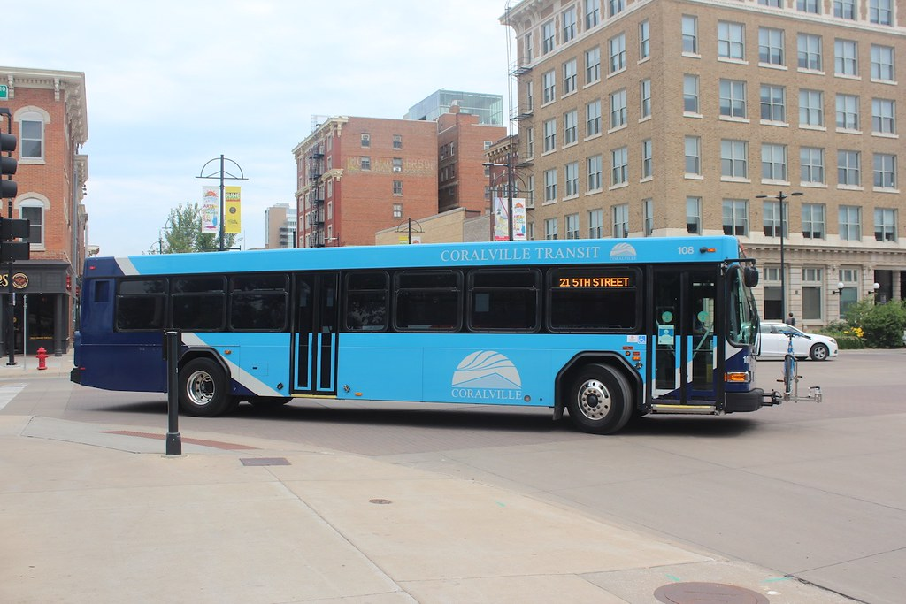 Coralville Transit 108