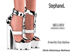 [StephaneL] MELODY SHOES