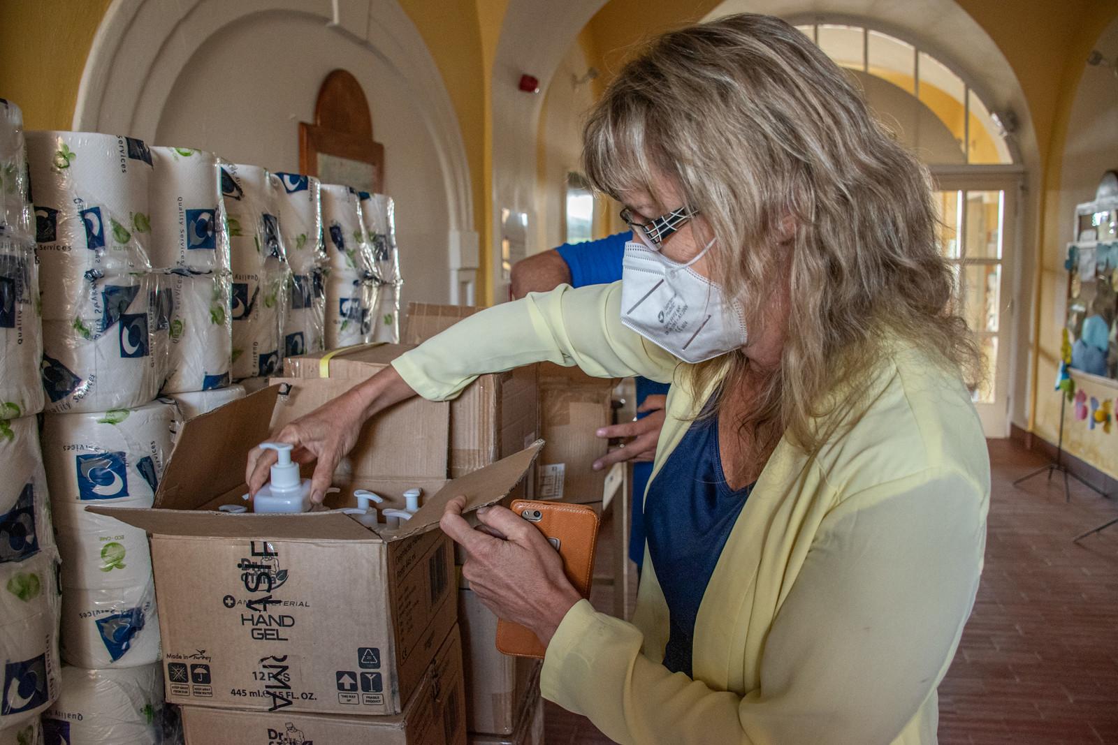Csehországban segített a Tisza-tavi Keresztyén Polgári Kör