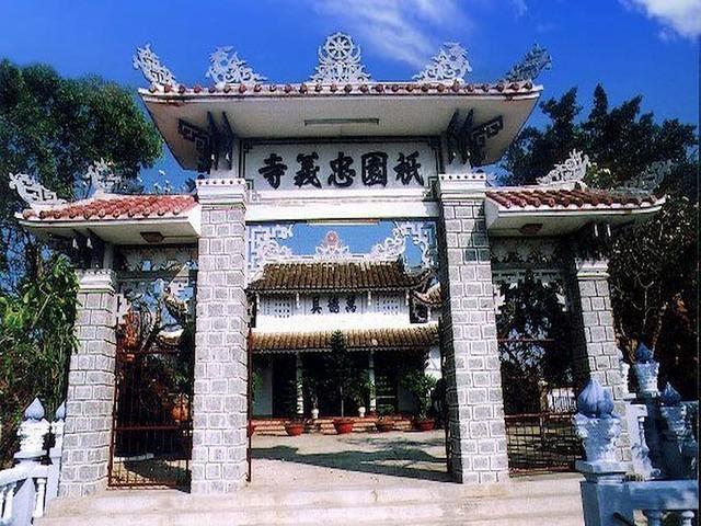 Ky Vien Pagoda Nha Trang