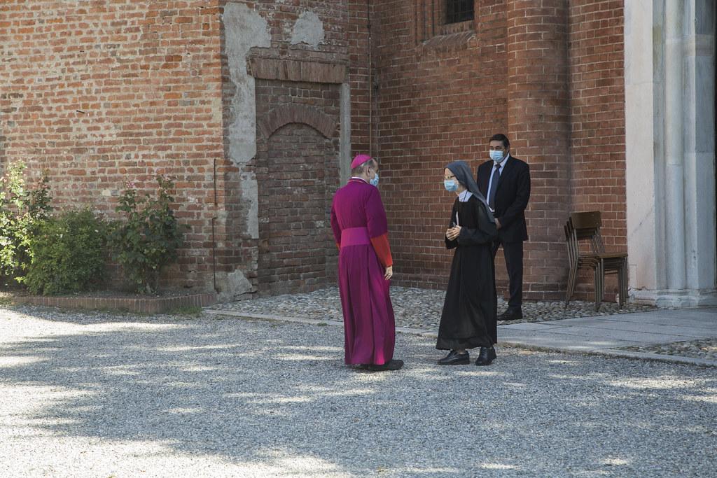 Viboldone: 80 anni suore benedettine - Omelia Monsignor Delpini