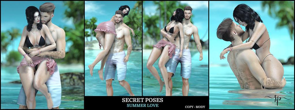 Secret Poses – Summer Love @ TLC